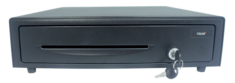 POS Cash Drawer, KILDAR DATACASH C0151 Left