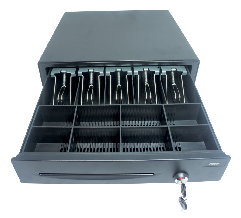POS Cash Drawer, KILDAR DATACASH C0151 Side